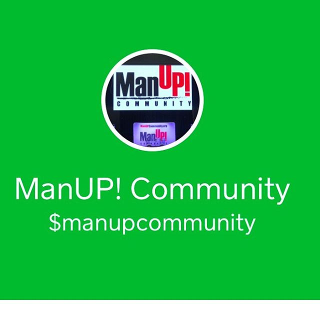 Today is my BIRTHDAY! Say happy birthday w/ a $3 donation to my life's passion: ManUP! Community, Inc. It's a small gift that goes a LONG way! ❤️