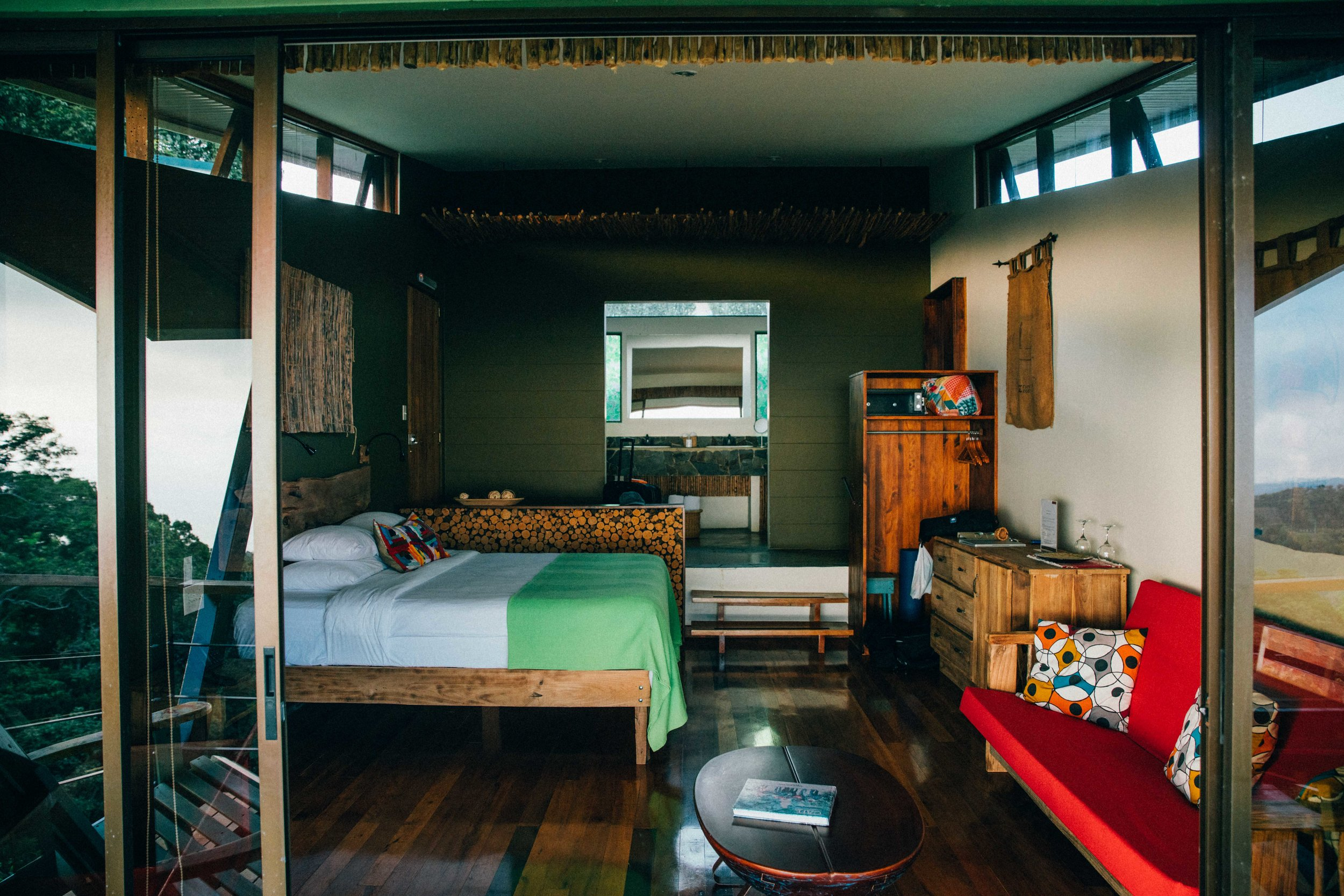 chayote lodge costa rica interior