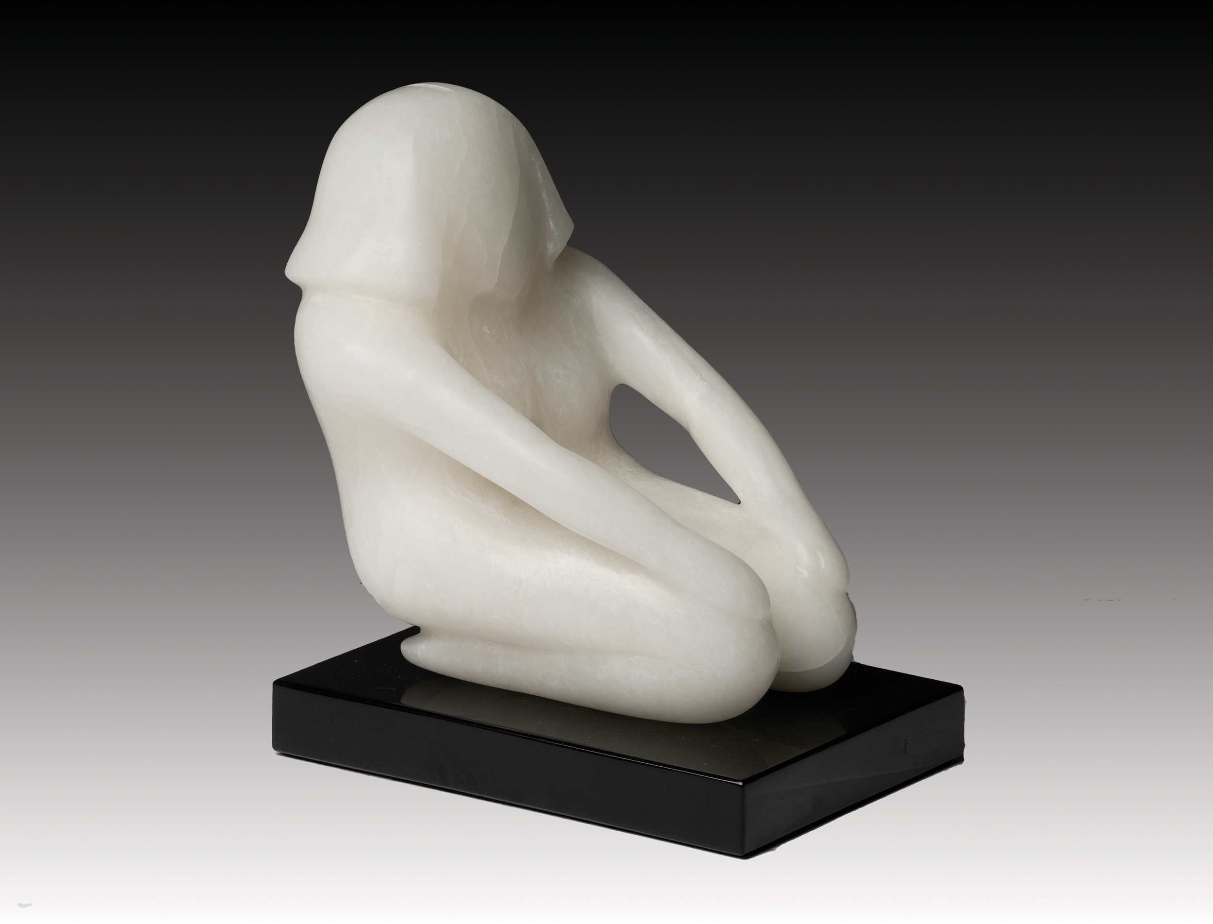Girl Kneeling 9x5x8 Alabaster.jpeg