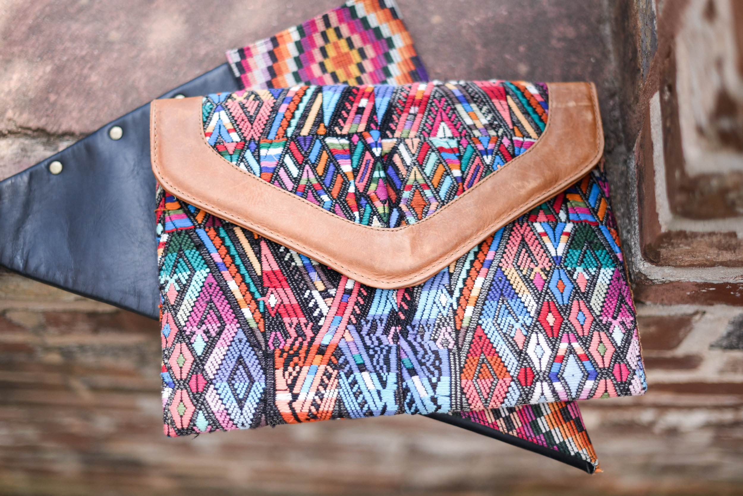 Hazlo Handmade Guatemala Fair Trade Hand Woven Leather Bags Accessories Belts Antigua Slow Fashion For Good.jpg