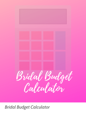 Bridal Budget Calculator -  NuView Productions Wedding Videography.png