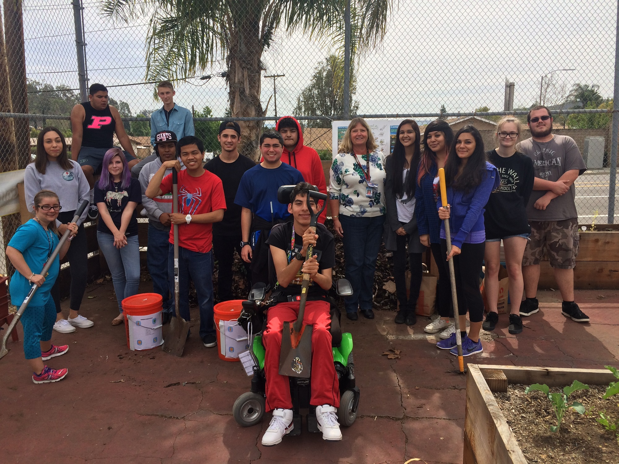The Compost Crew 2017