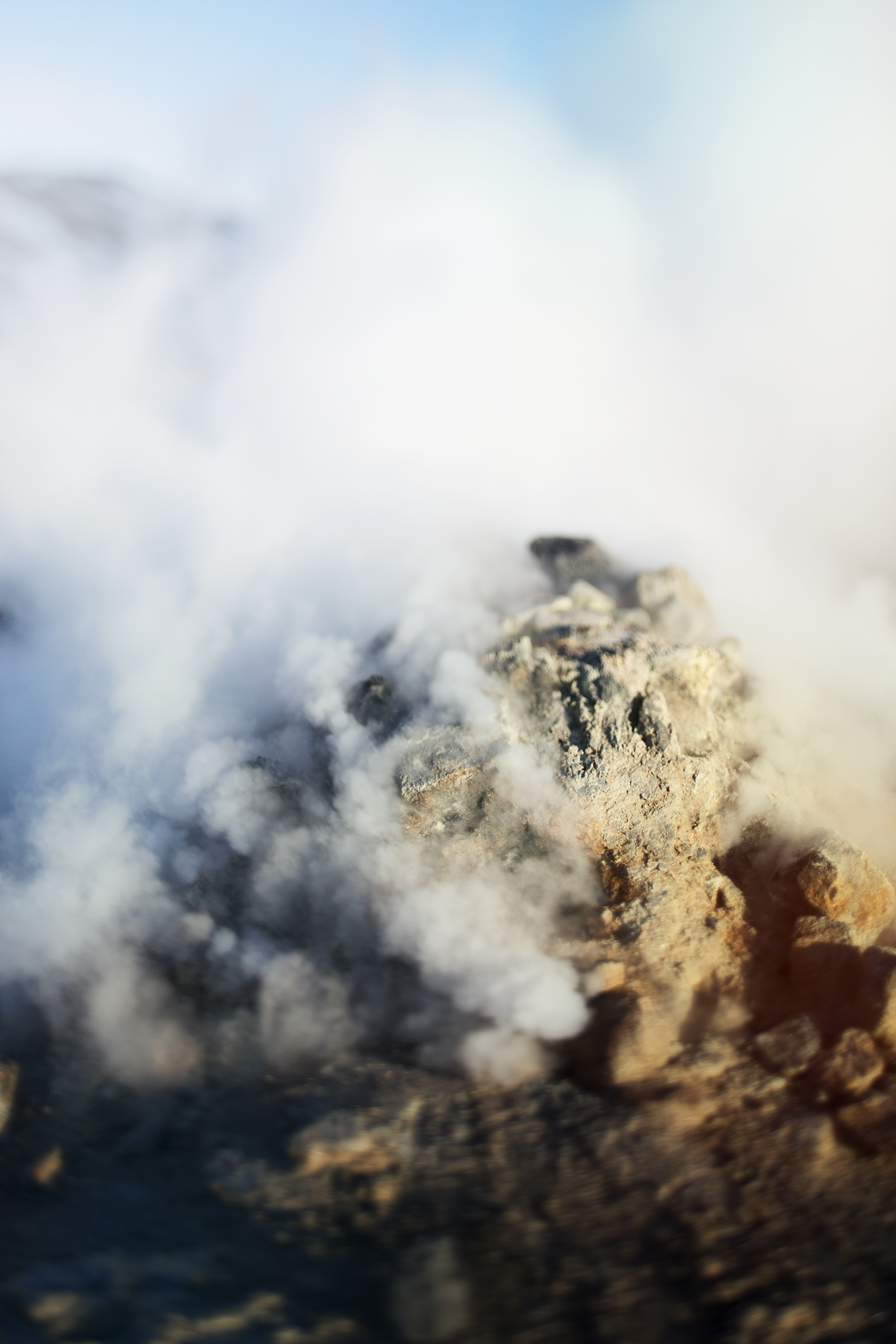 icelandic sulfur travel explore