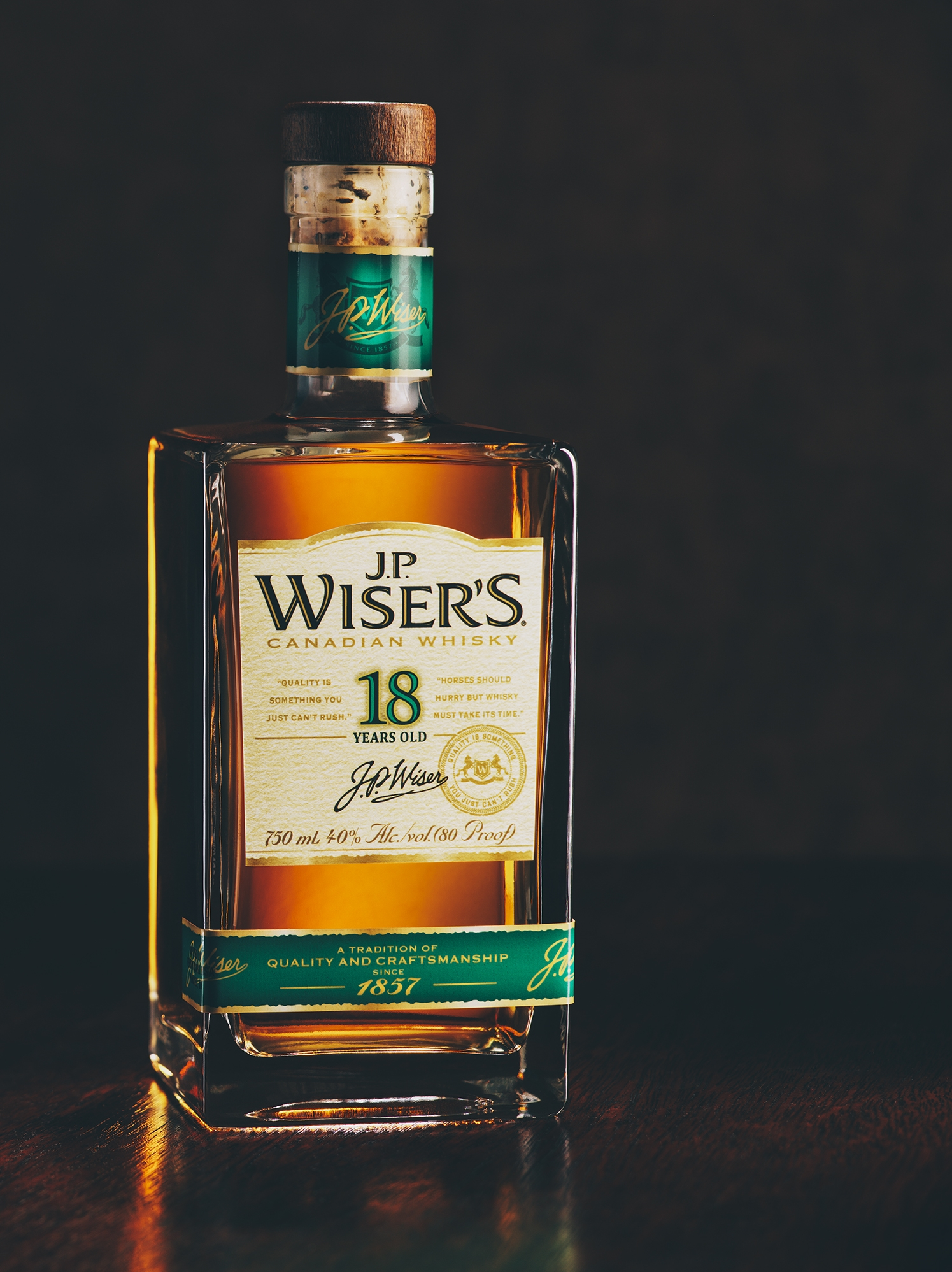 wisers whiskey advertising alcohol toronto fuze reps