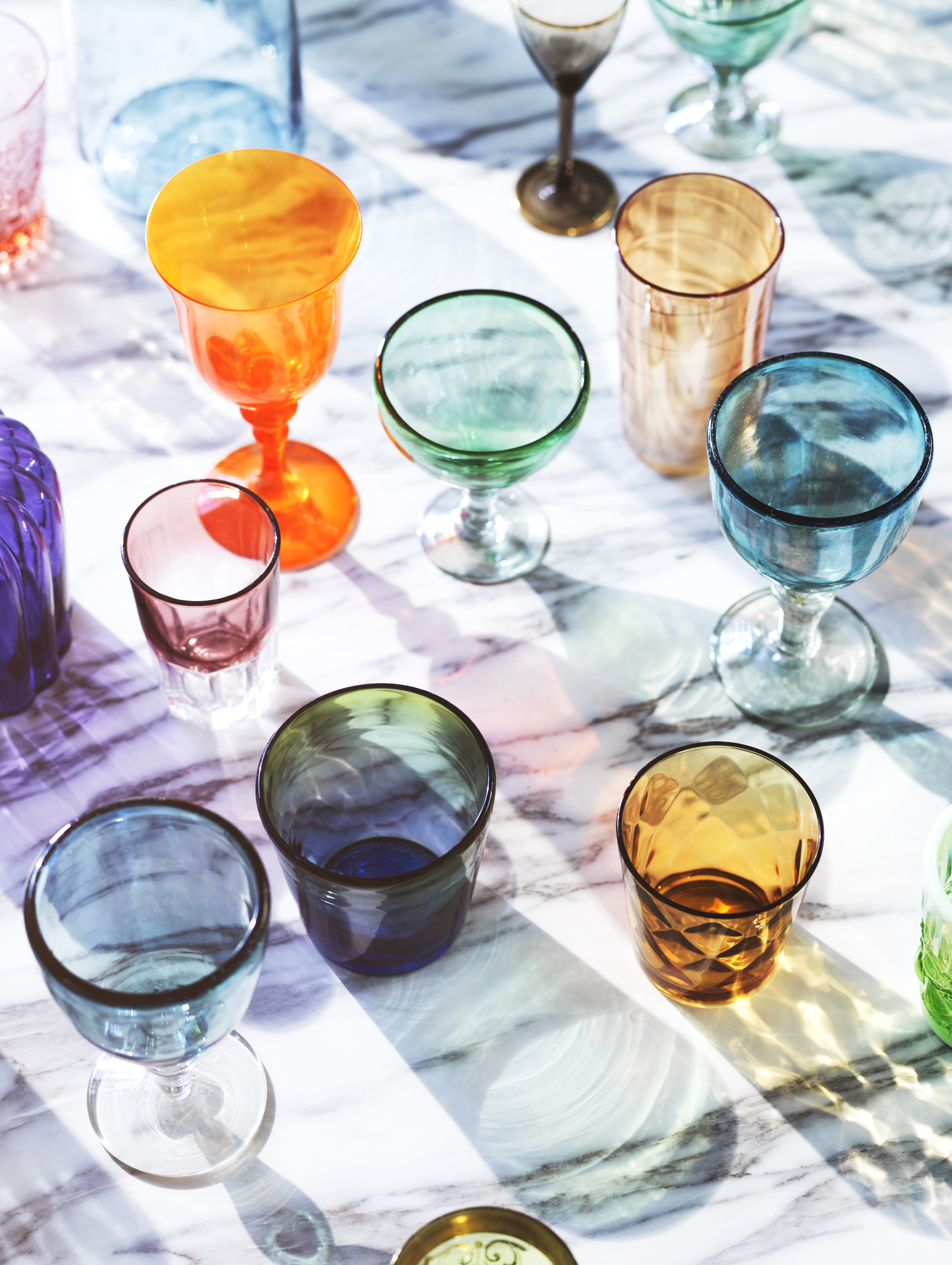 glassware still life photography fuze reps