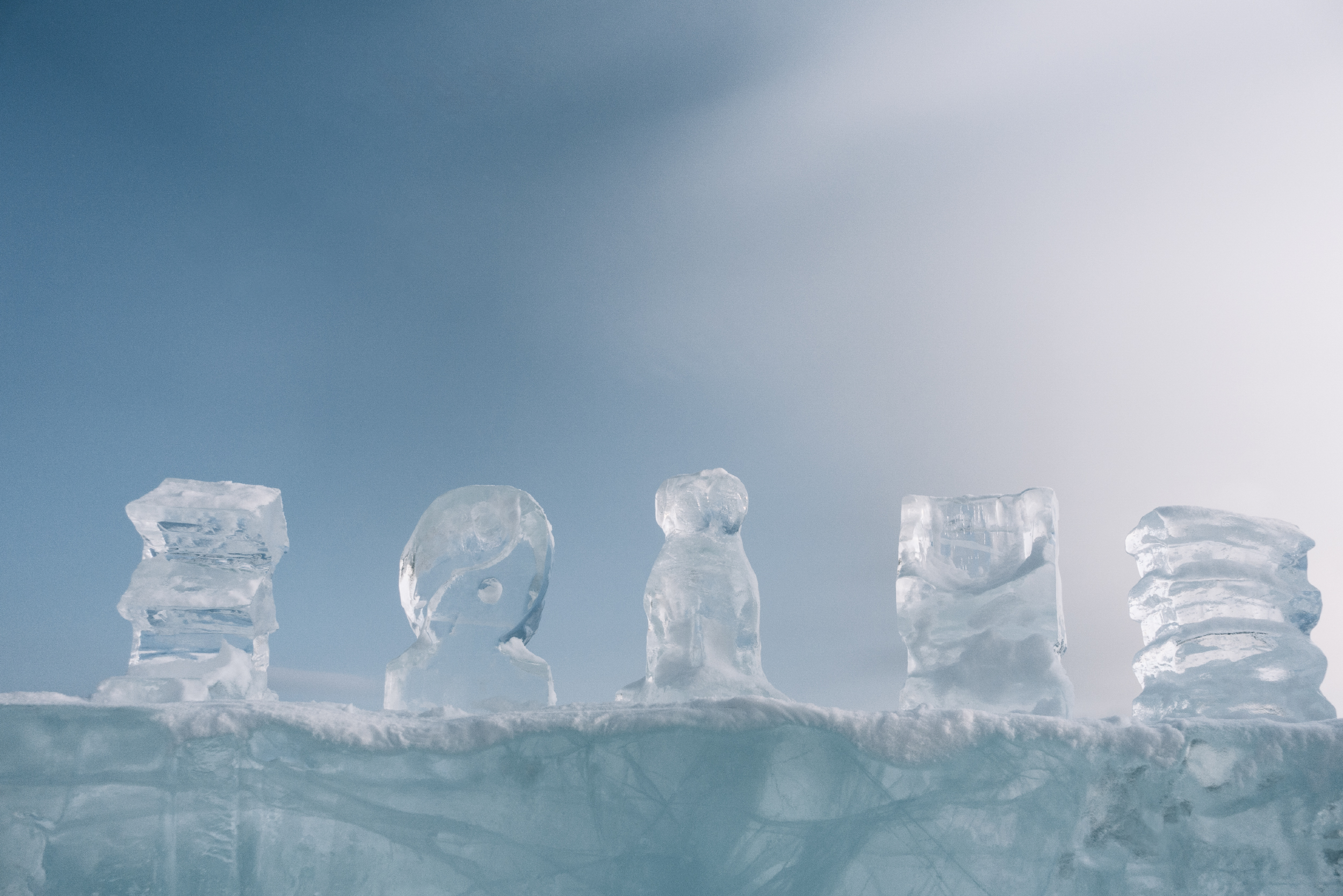 swedish ice sculptures