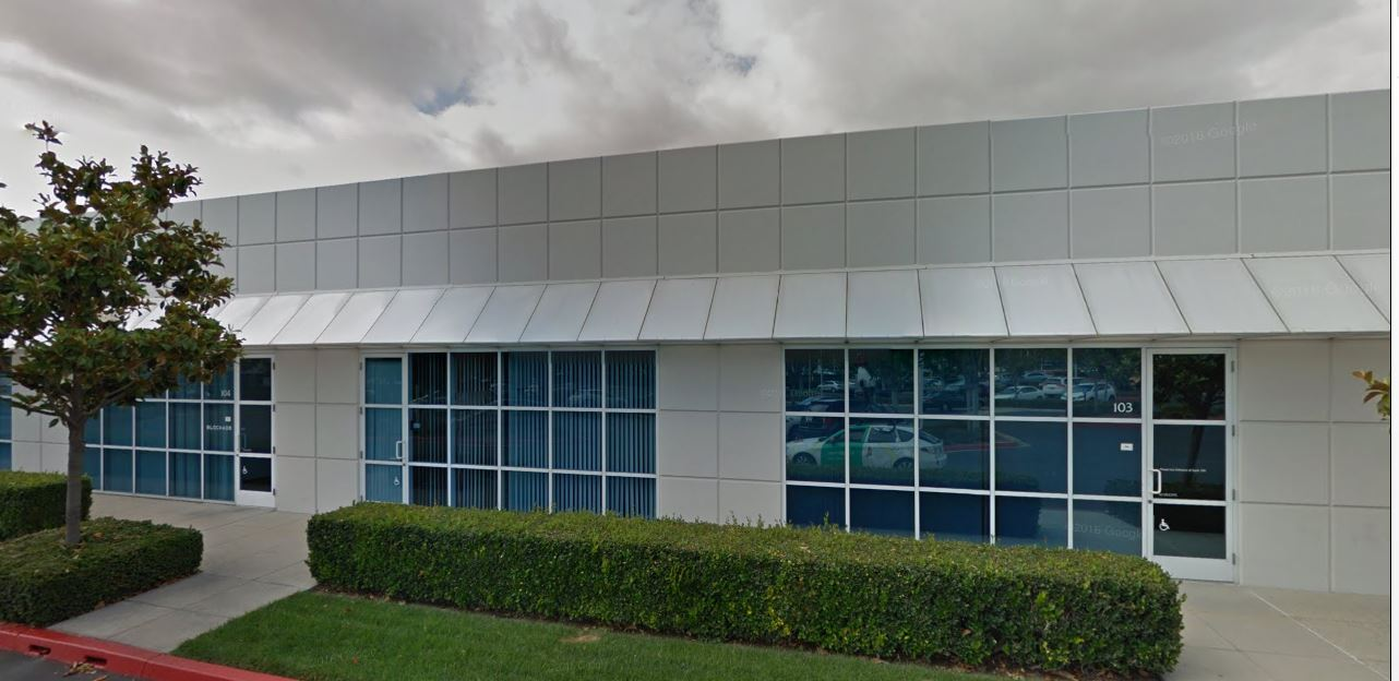Picture of the Irvine California Office.
