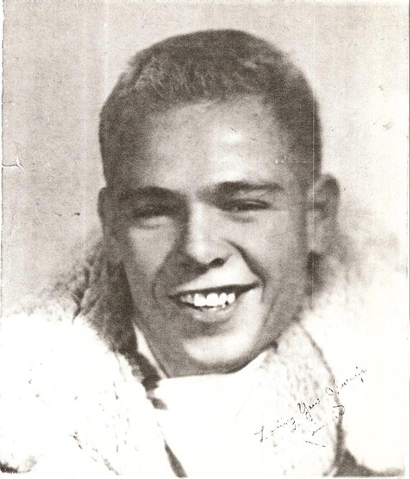 Whitey, age 21