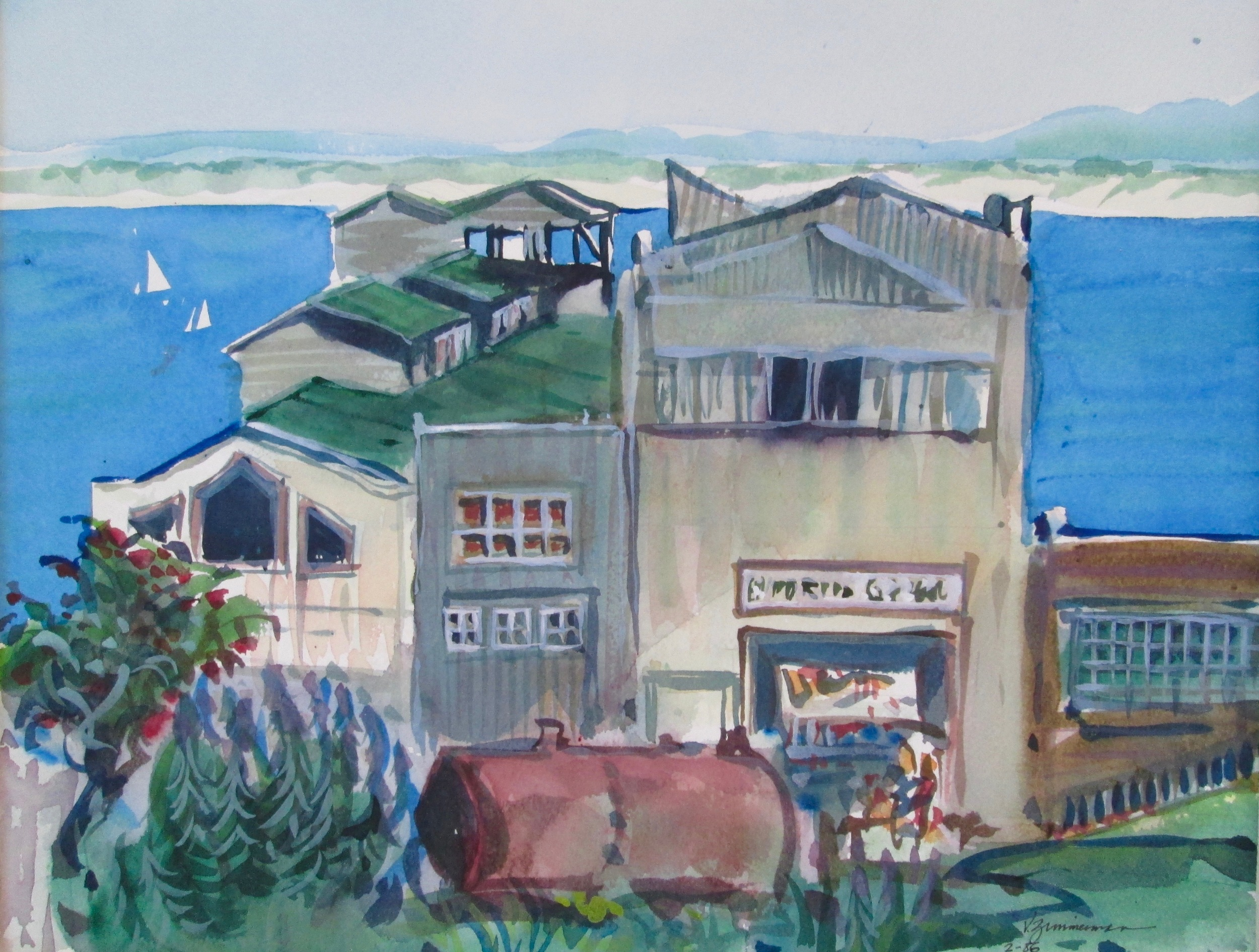 Cannery Monterey