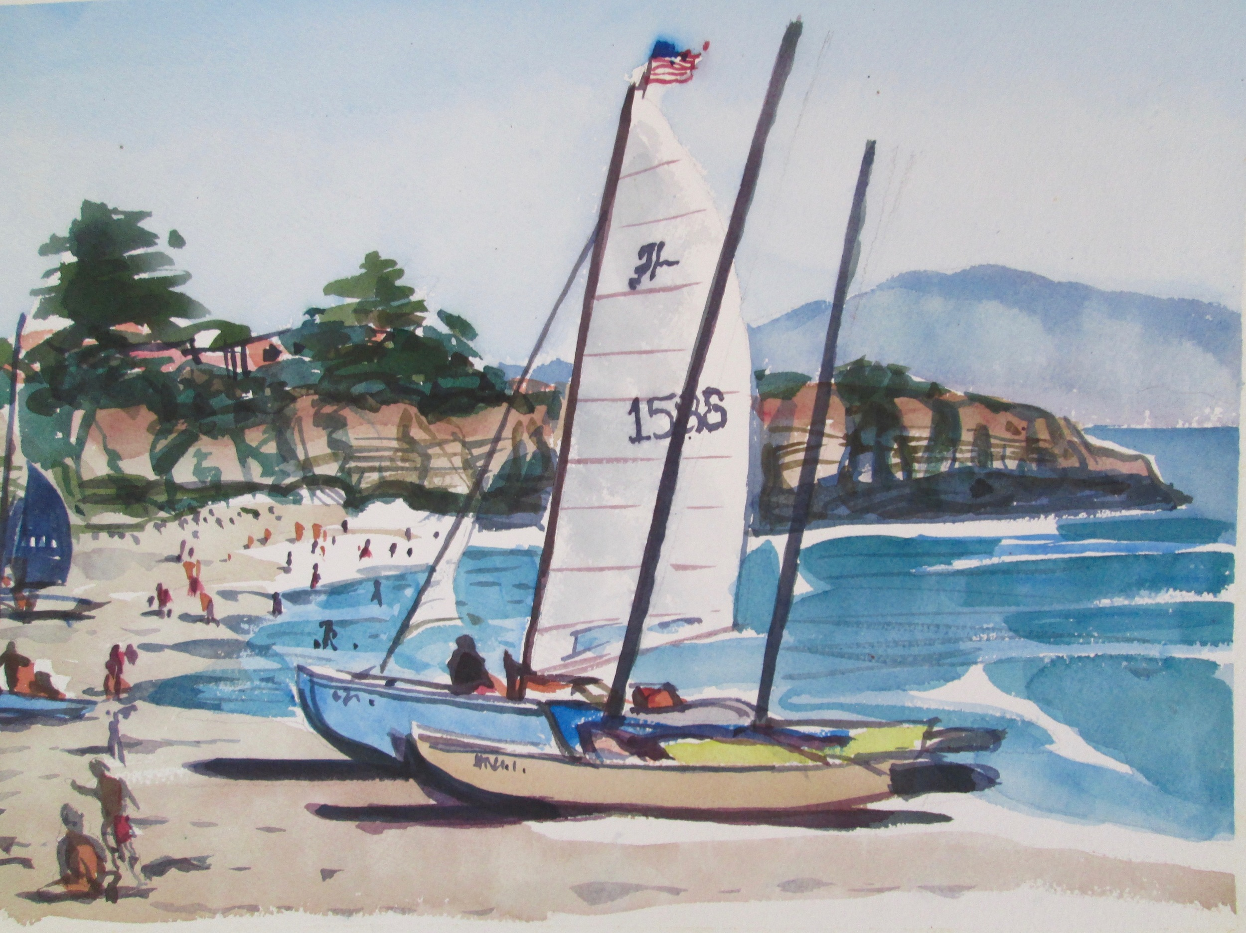 Beach Santa Barbara