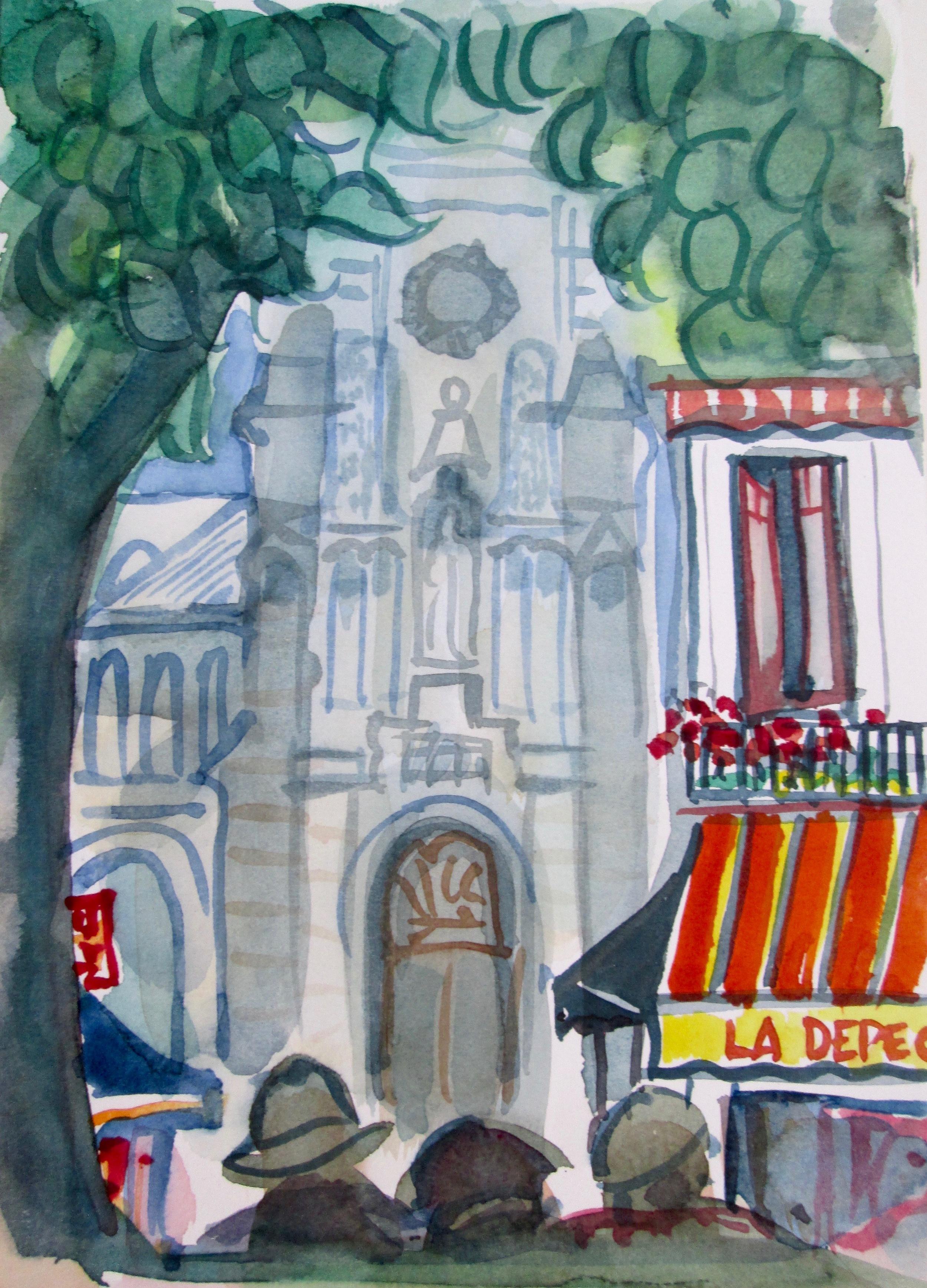 Street Lourdes