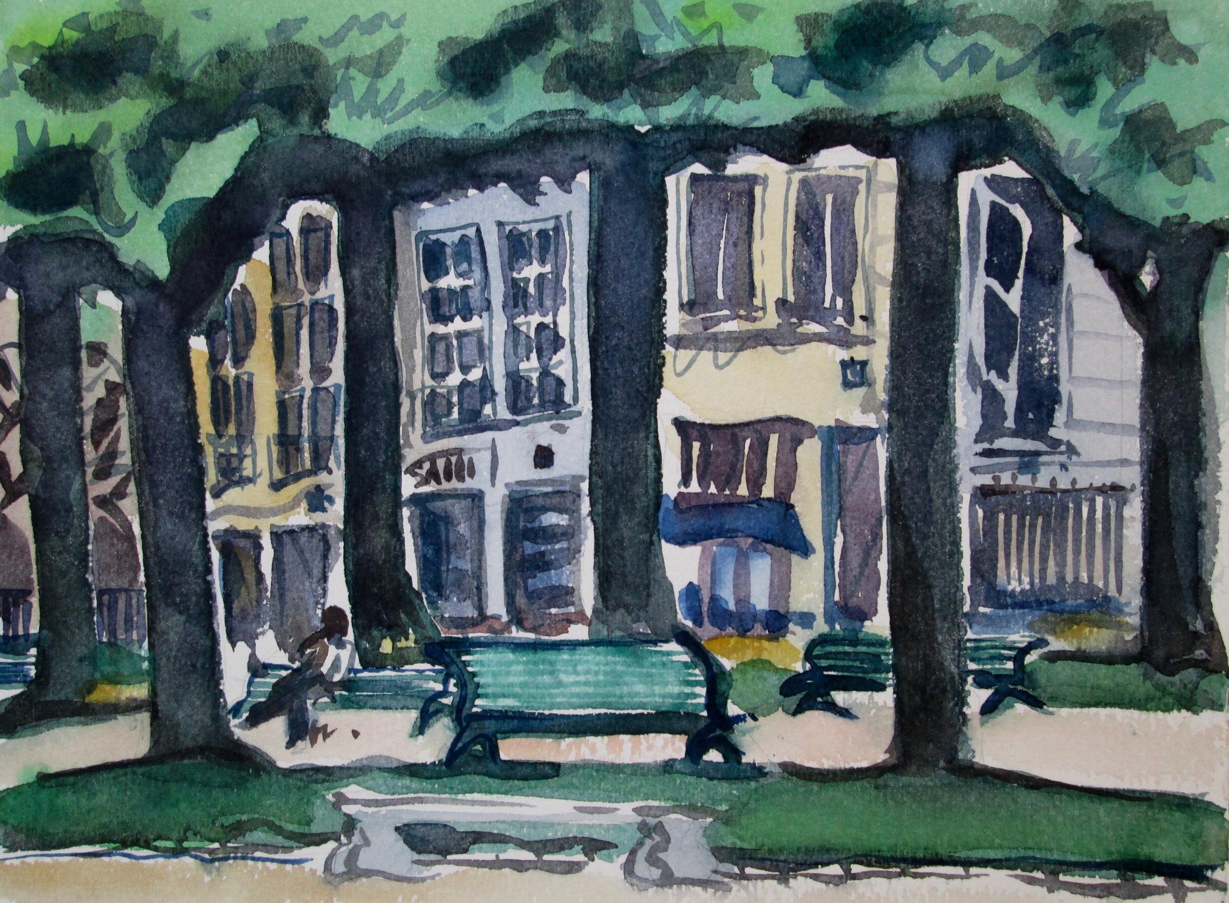 Place Vivani Paris