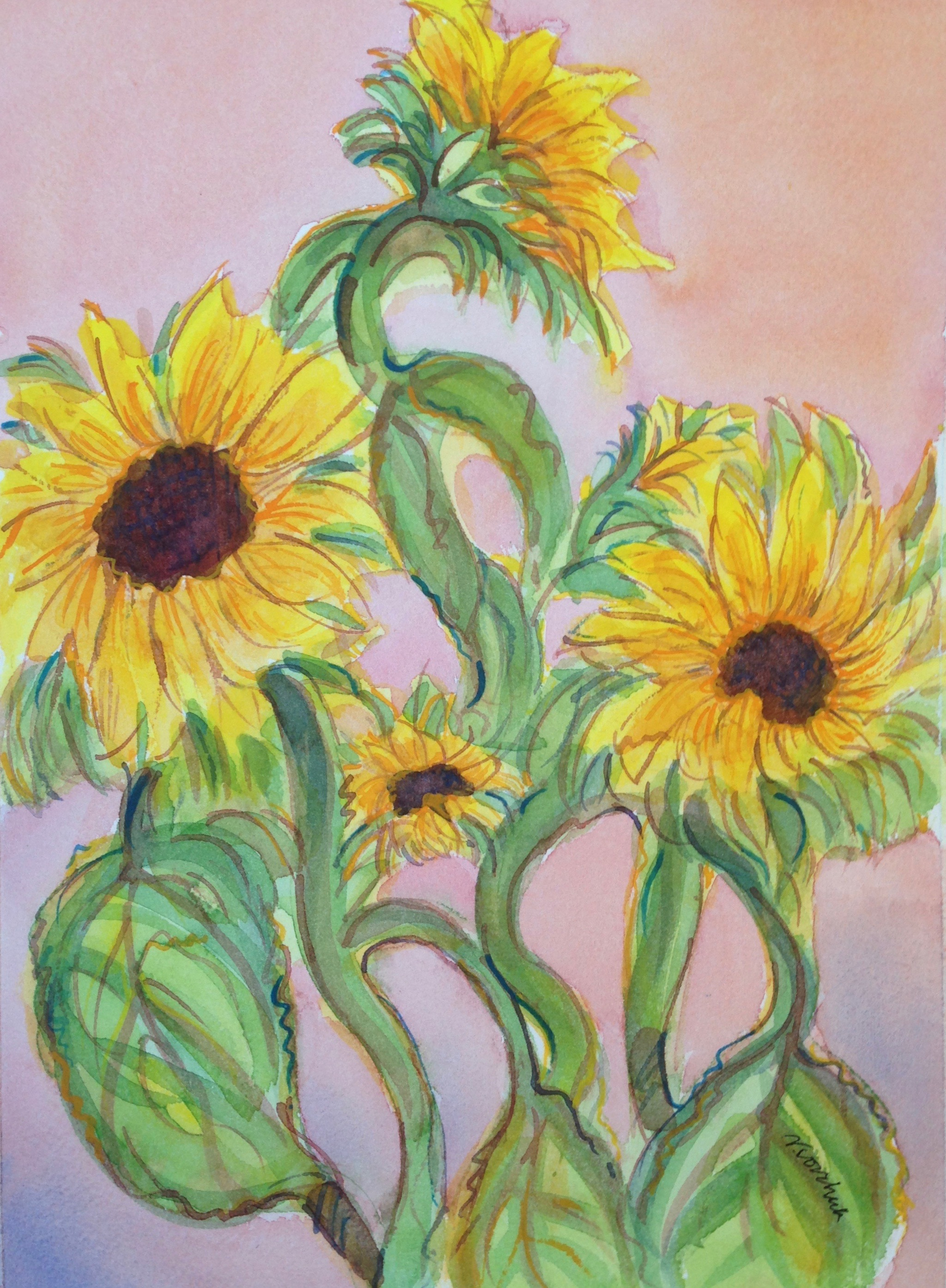 Sunflowers3
