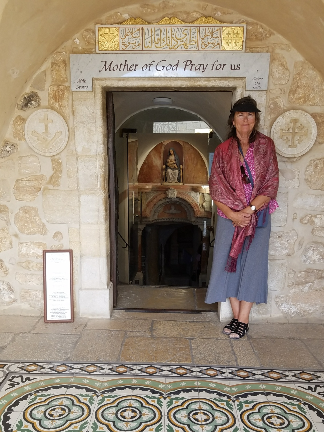 Bethlehem June 2018: A kind of spiritual roots trip