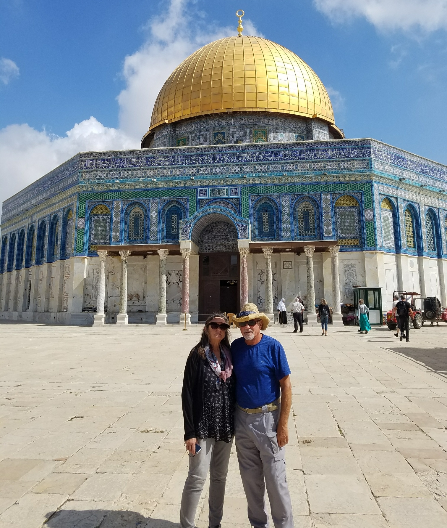Jerusalem June 2018: A most amazing adventure full of inspiring cultural and artistic insights