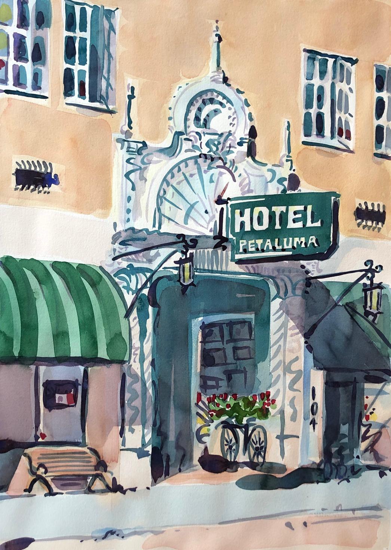 Petaluma Hotel