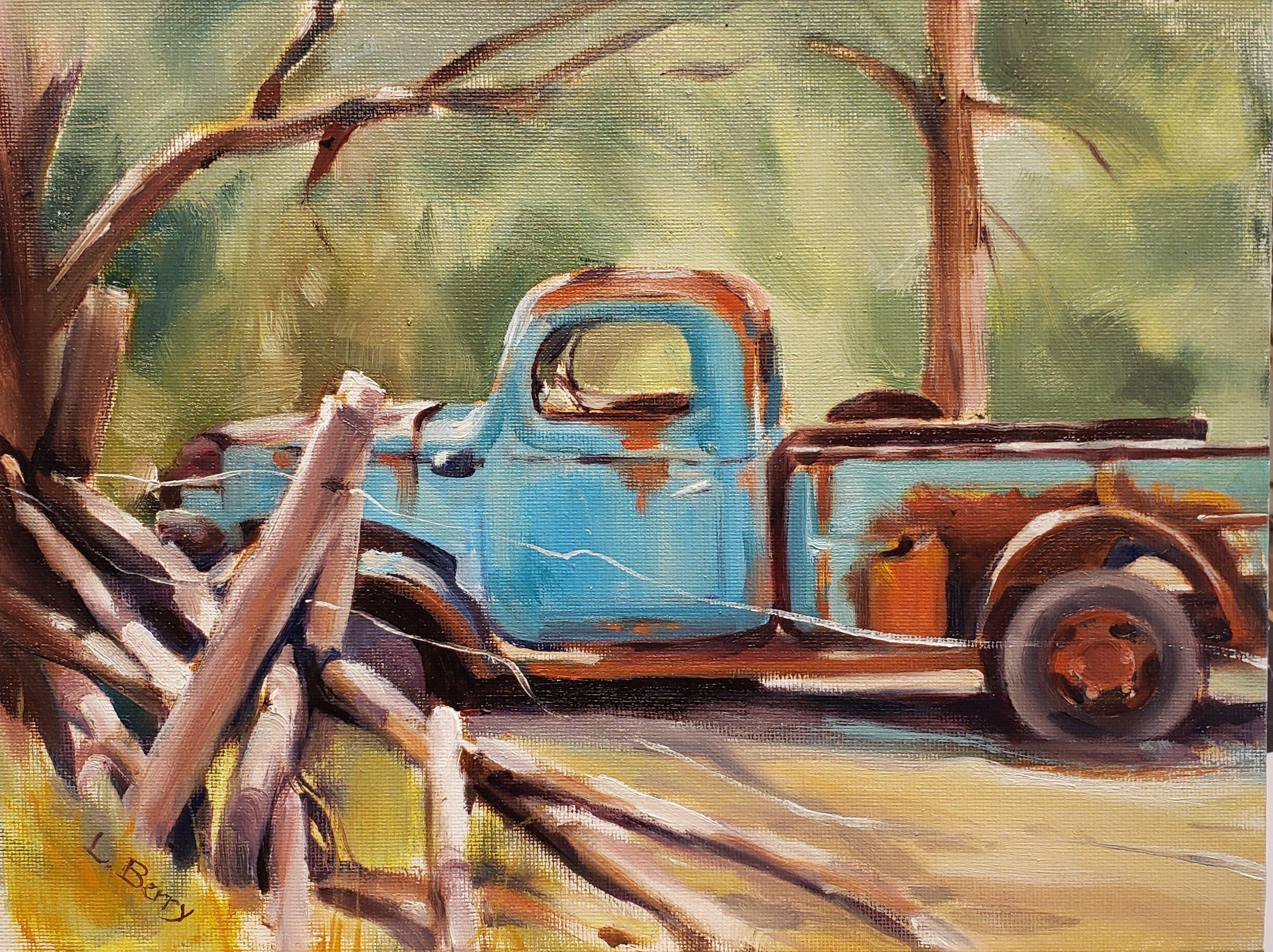 Leslie Berry, Green Valley AZ
