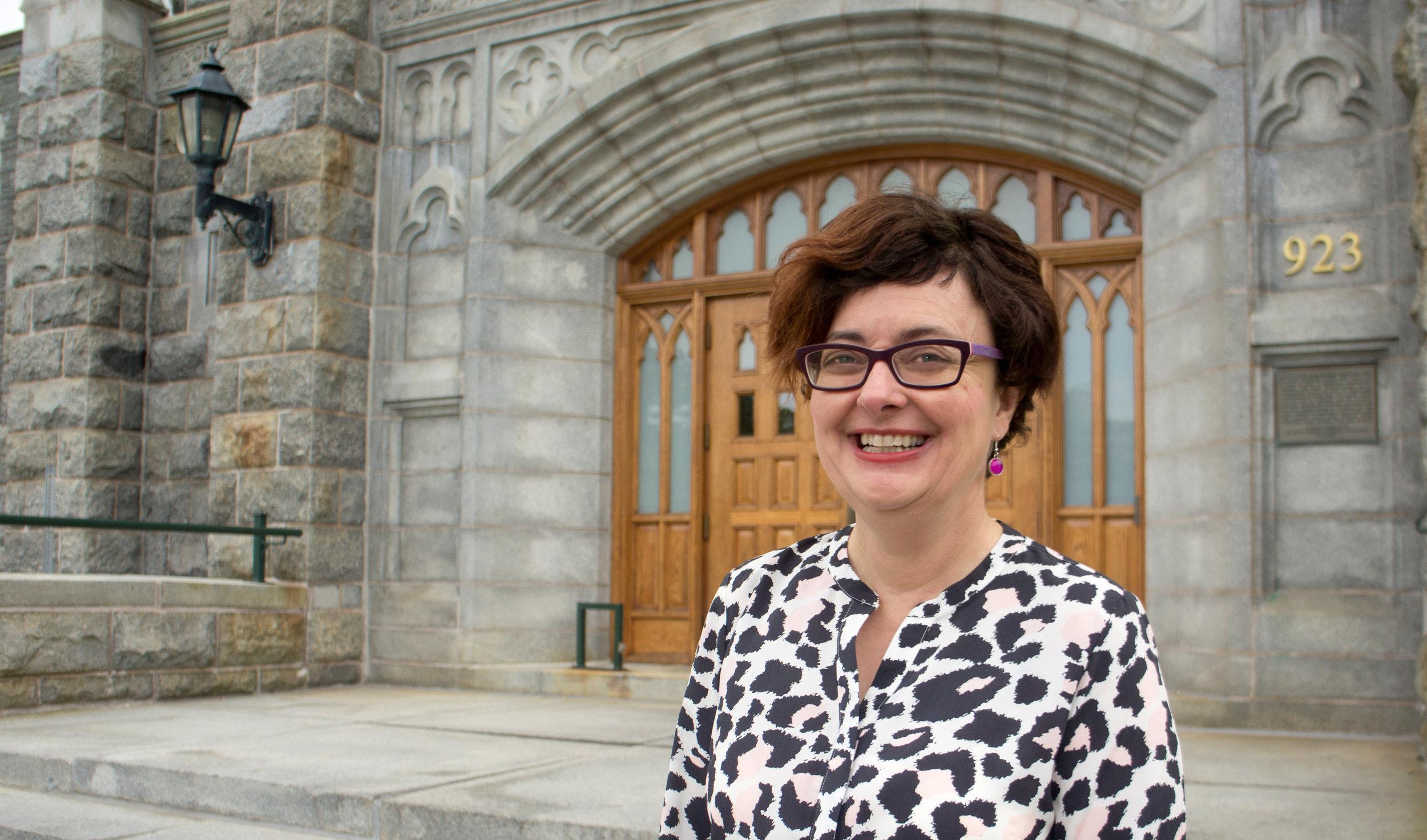 Dr. Margaret MacDonald, Dean of Arts