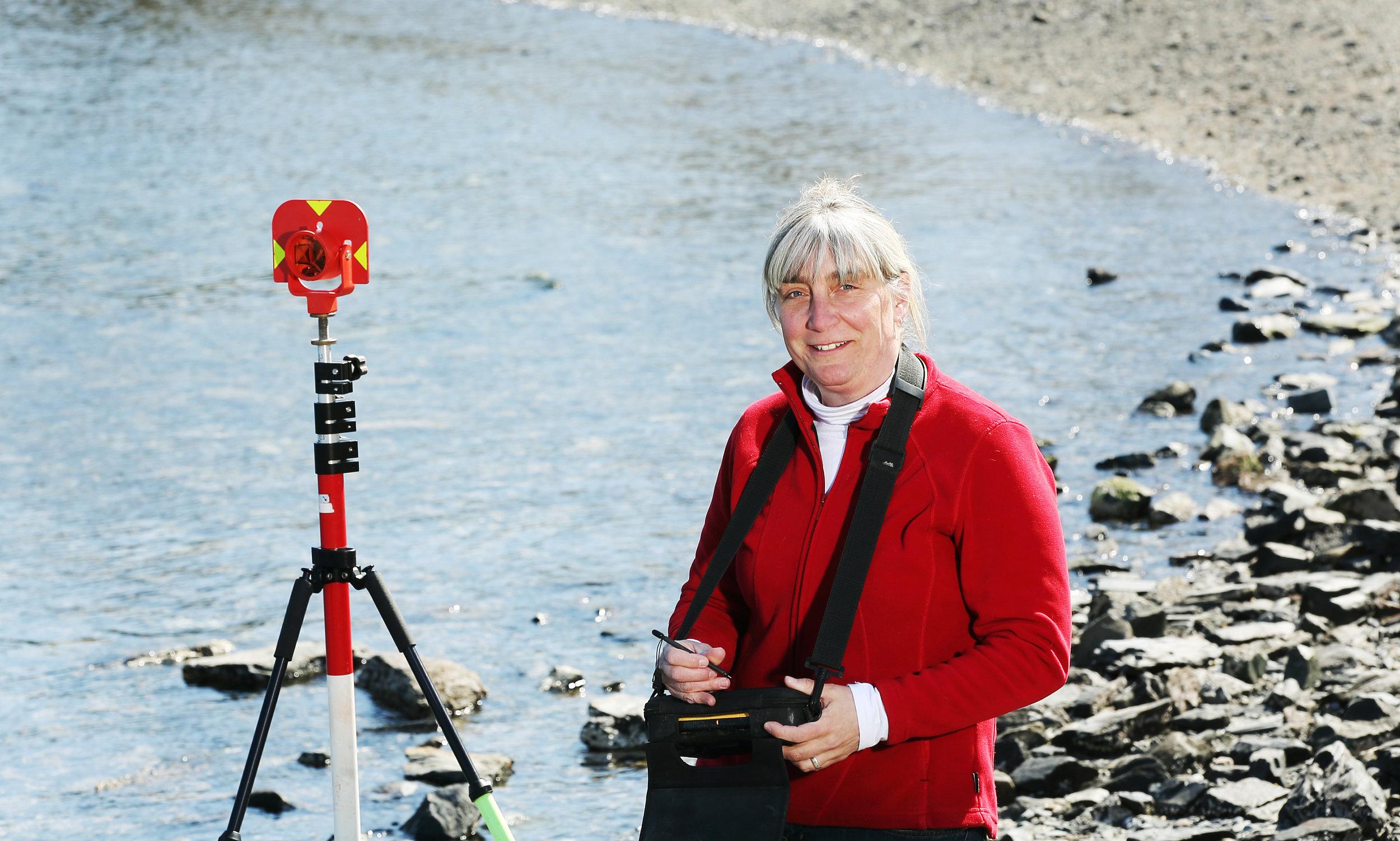 Dr.  Danika van Proosdij