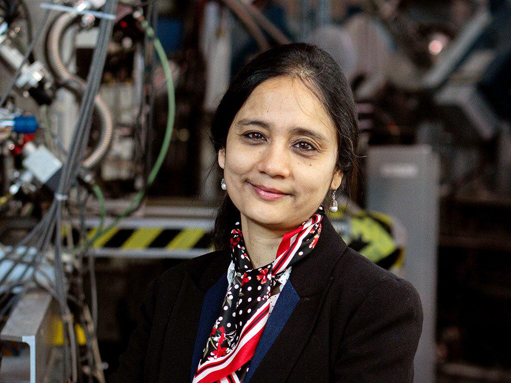 Dr. Rituparna Kanungo