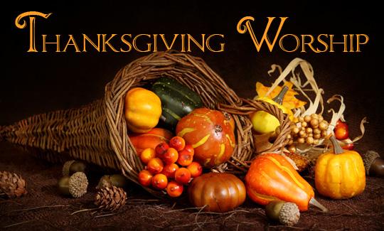 Maui Church Worship Thanksgiving