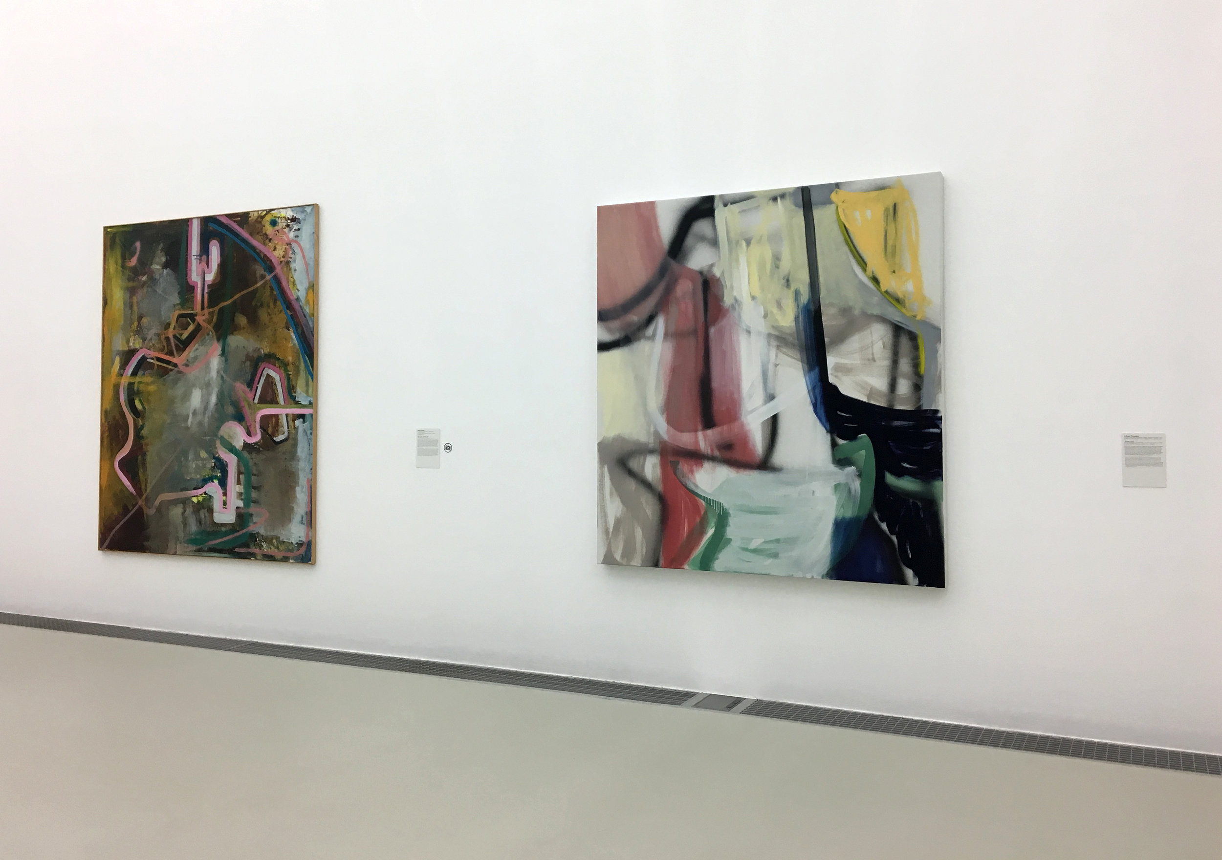 Abstract Painting Now!, Kunsthalle Krems, Austria, July-September 2017