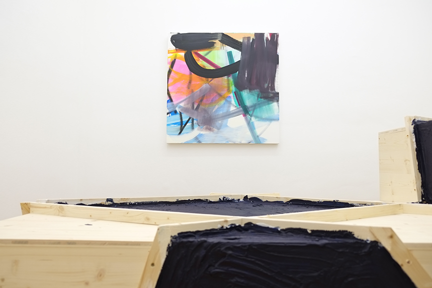 'bild / skulptur', Bechter Kastowsky Galerie, Vienna, 10 Nov-23 Dec 2017