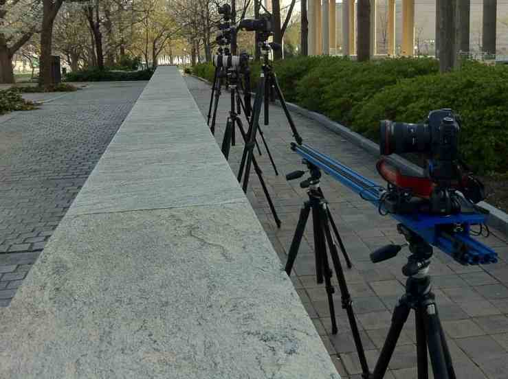 Alexandros Maragos Interview. House of cards Timelapse gear Making of.