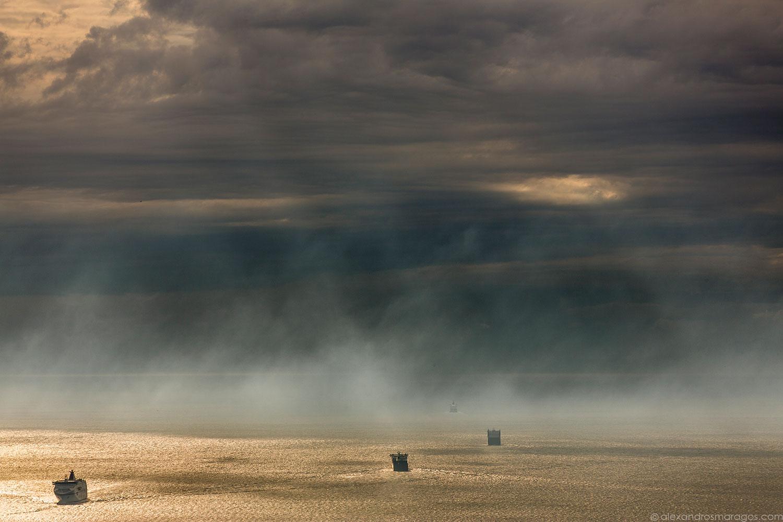 Through Mist and Light