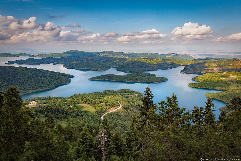 Lake Plastiras