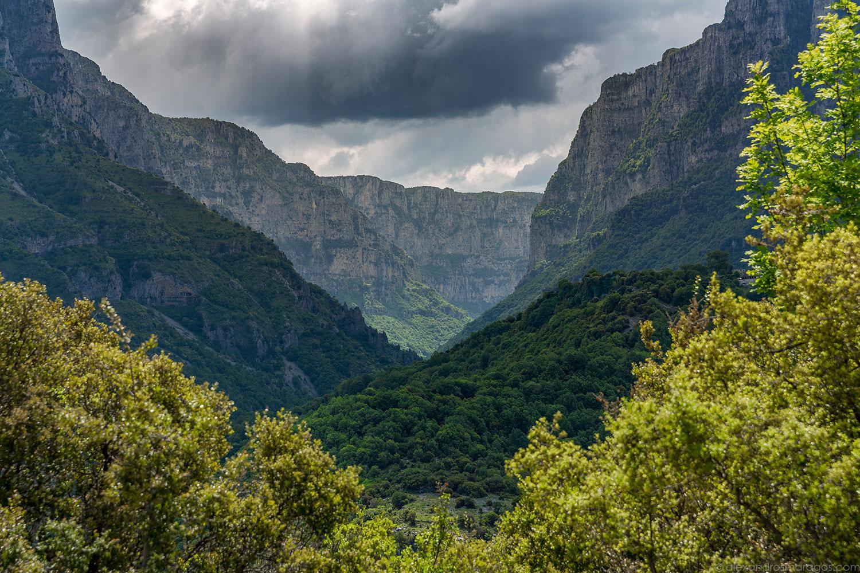 Vikos Gorge, Pindus Mountain, Greece