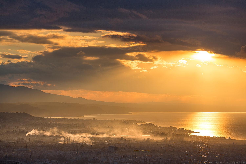 Golden Sunset |© Alexandros Maragos