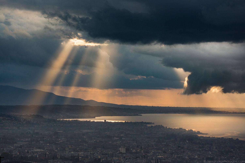 Painting Sunlight |© Alexandros Maragos