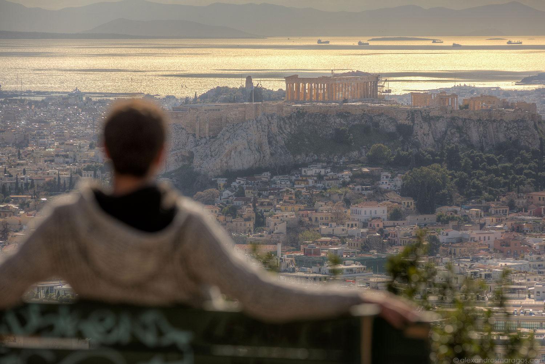 Acropolis at Sunset |© Alexandros Maragos