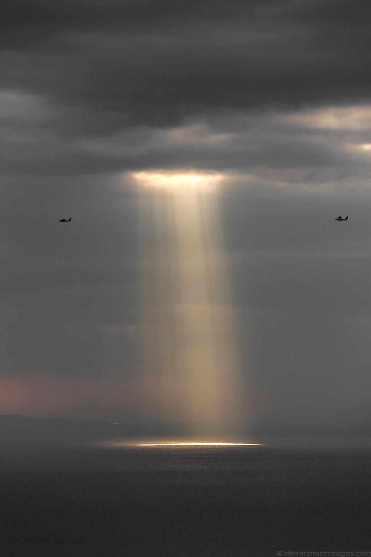 Flying through the Light |© Alexandros Maragos