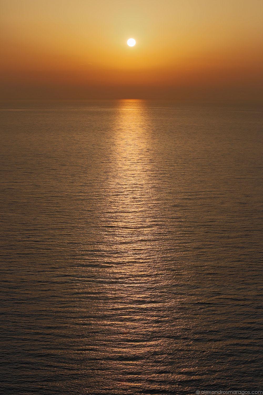 Ionian Sunset |© Alexandros Maragos