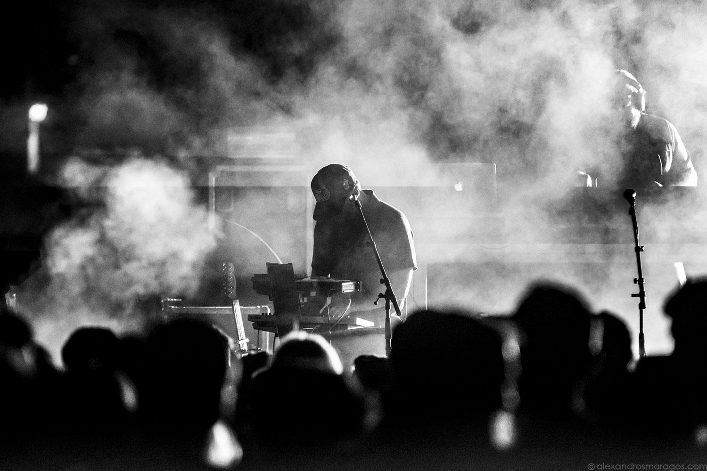 K.Bhta at SNFCC |© Alexandros Maragos