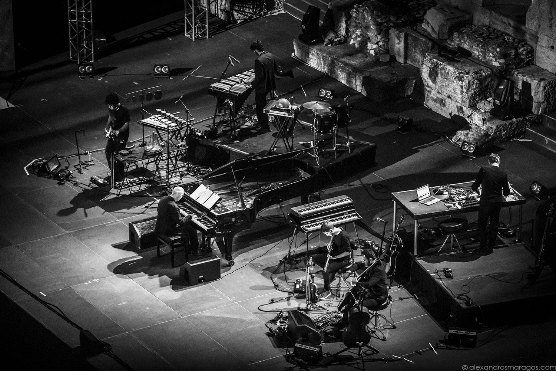Ludovico Einaudi -Athens & Epidaurus Festival 2017 |© Alexandros Maragos