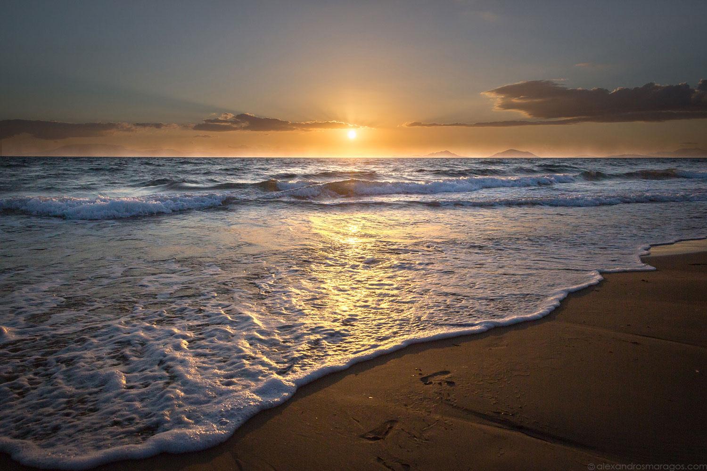 Alexandros Maragos Photography. The Beach.