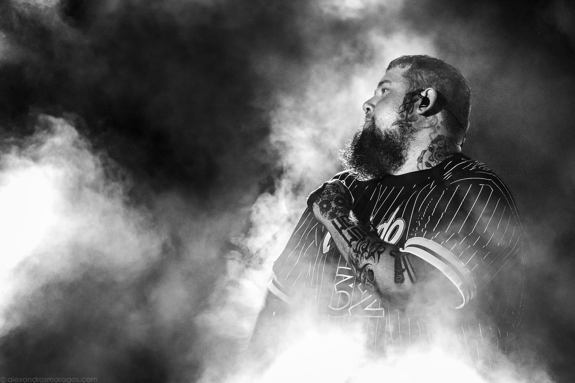 Rag 'n' Bone Man -Release Athens 2018 |© Alexandros Maragos