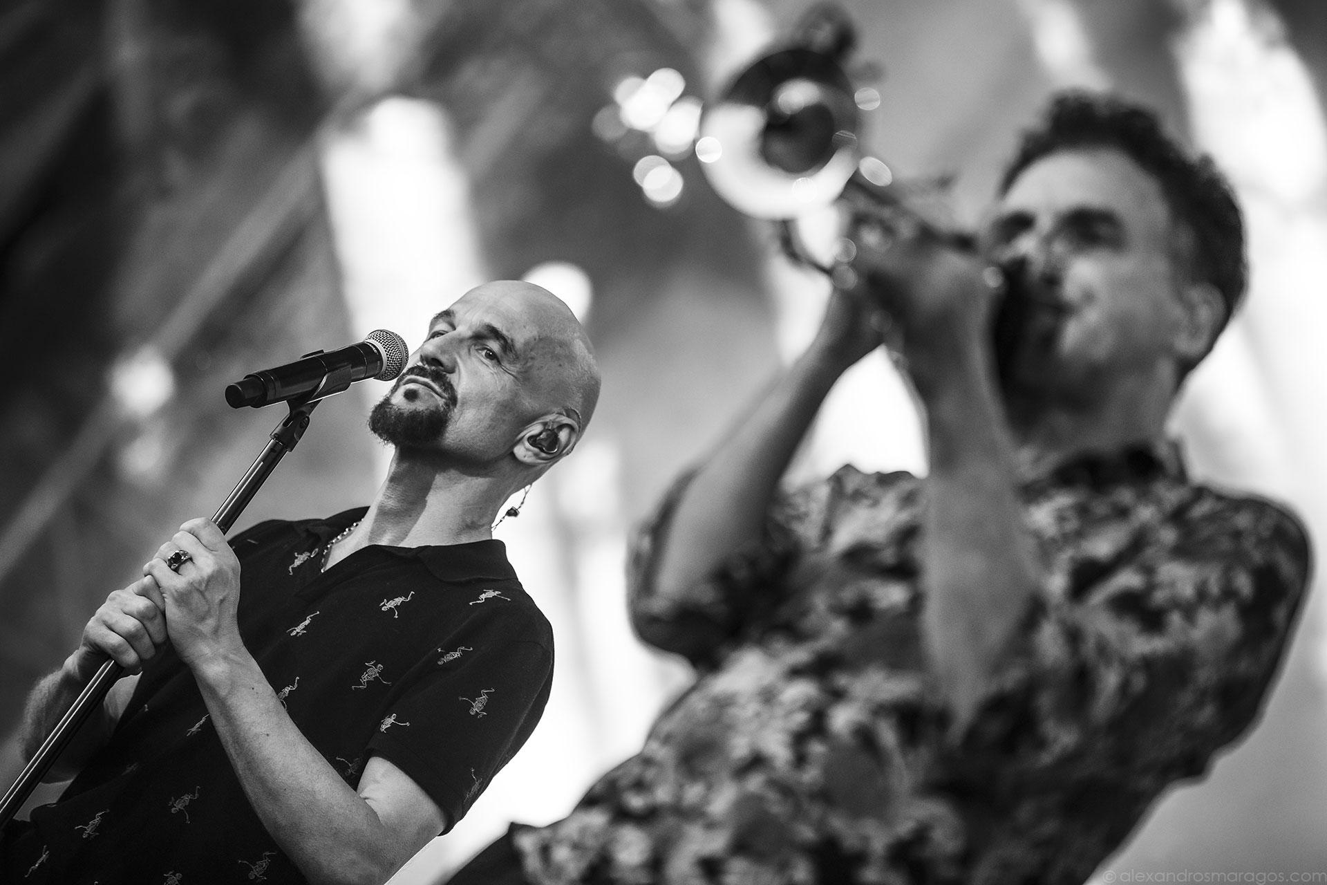 James - Release Athens 2019 | © Alexandros Maragos