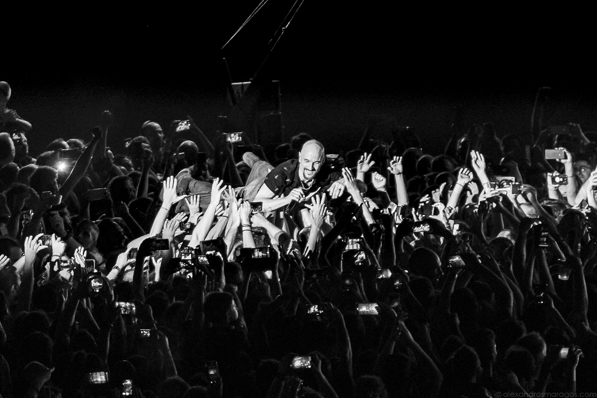 James - Release Athens 2019   © Alexandros Maragos
