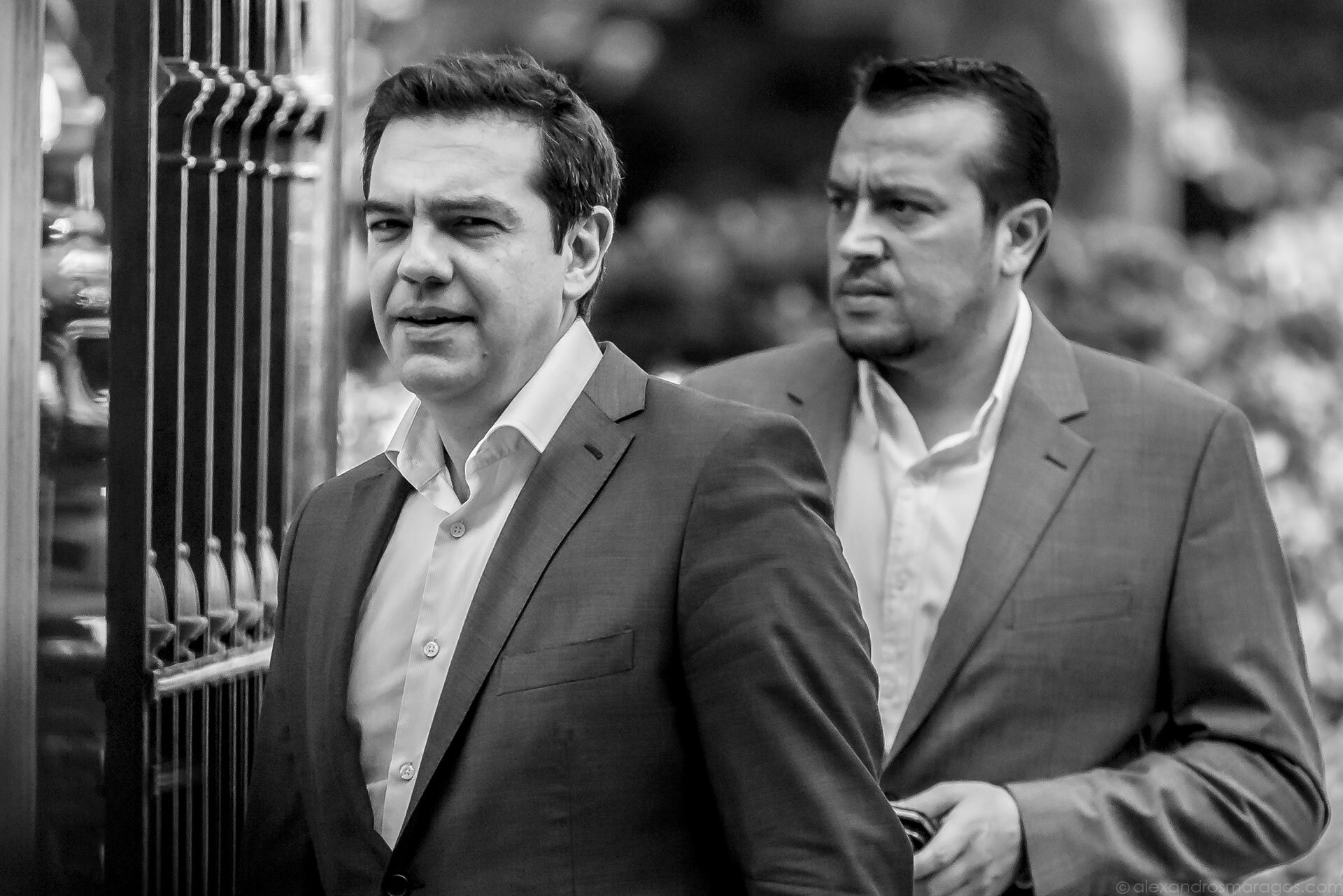Greek Debt Negotiations