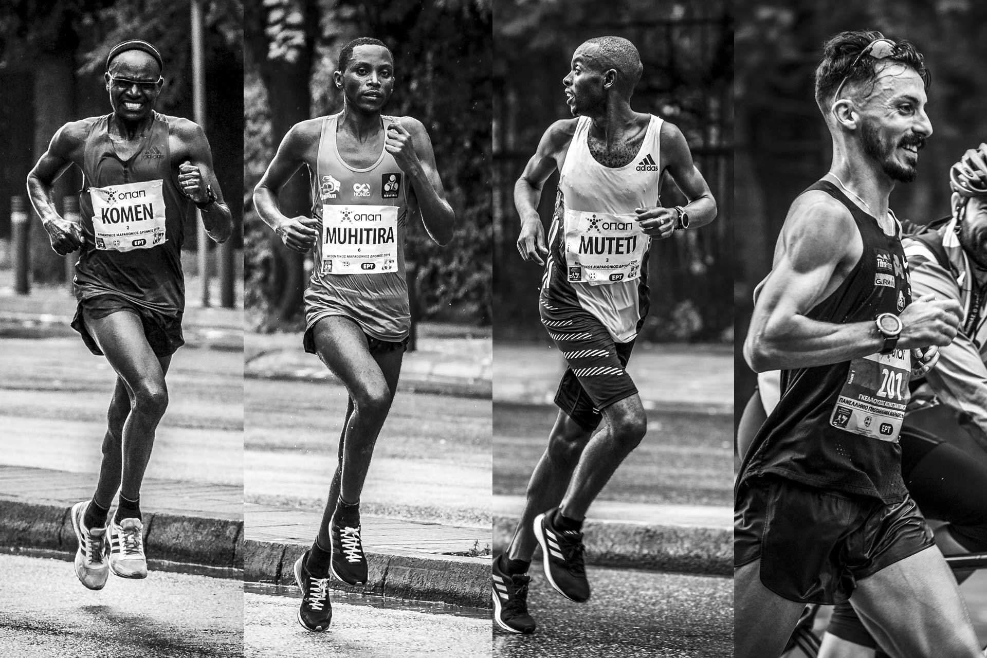 37th Athens Marathon, The Authentic. Photography: © Alexandros Maragos