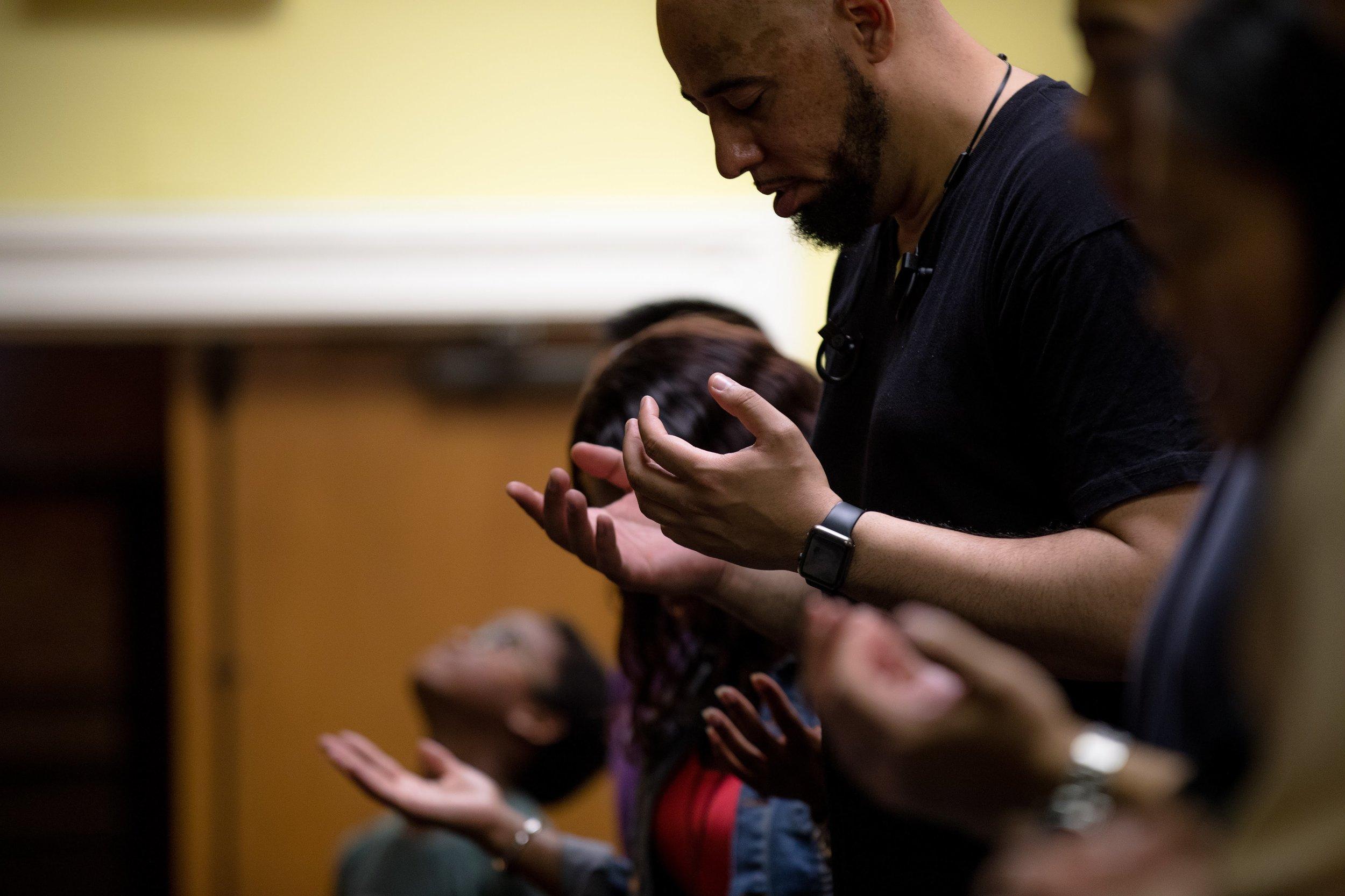 Prayer Gatherings -