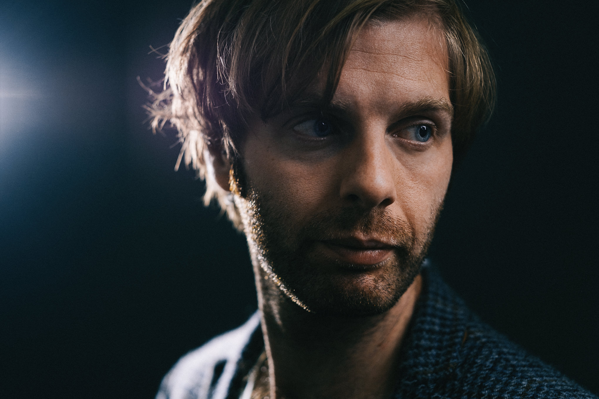 Andrew Nicol. Musician