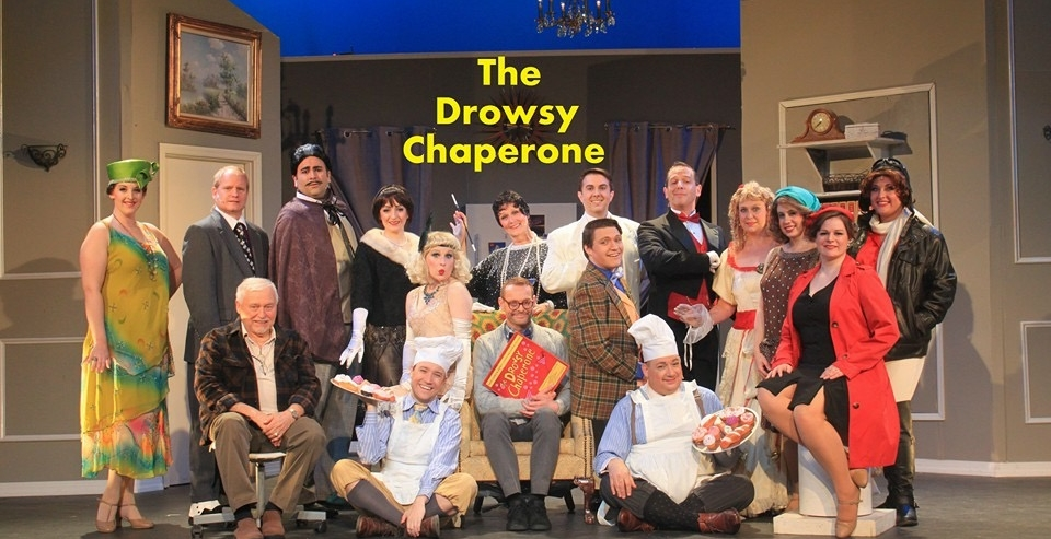 The Company of  The Drowsy Chaperone
