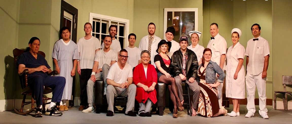 The Company of  One Flew Over The Cuckoos Nest