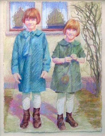 Audrey and Doris