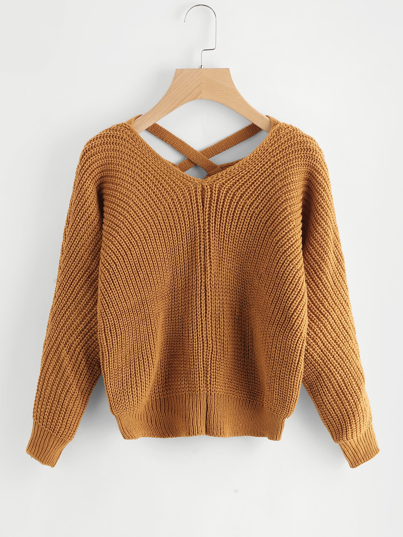 Romwe, click image to go to sweater